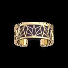 Alexandrie Bracelet, Gold finish, Hypnosis / Gold image number 1