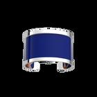 Pure Bracelet, Silver finish, Giraffe / Patent Blue image number 2