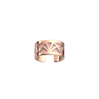 Papyrus Ring, Rose gold finish, Light Pink / Light Grey image
