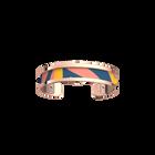 Pure Bracelet, Rose gold finish, Parrot / Mermaid Pink image number 1