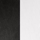 Cuir Noir / Blanc image number 1