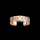 Perroquet Bracelet 12 mm, Rose gold finish image number 1
