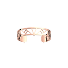 Papyrus Bracelet 14 mm, Rose gold finish image number 1