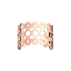 Bosquet Bracelet 40 mm, Rose gold finish image number 1