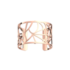 Fleurs du Nil Bracelet 40 mm, Rose gold finish image number 1
