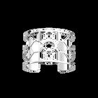 Balade Bracelet 40 mm, Silver finish image number 1