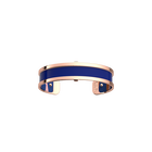 Pure Bracelet, Rose gold finish, Giraffe / Patent Blue image number 2