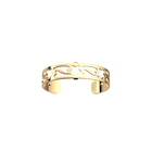 Étoile Bracelet 12 mm, Gold finish image number 1