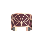 Papyrus Bracelet, Rose gold finish, Cherry / Metal image number 1