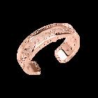 Manchette Organic 14 mm, Finition dorée rose image number 1