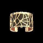 Fleurs du Nil Bracelet, Gold finish, Blush / Bronze image number 2