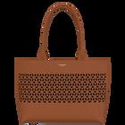 Bag Le Cabas Zippé, Camel image number 1