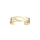 Girafe Bracelet 14 mm, Gold finish image number 1