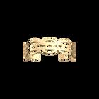 Manchette Apache 8 mm, Finition dorée image number 1