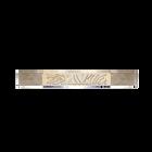 Gold Bijou Belt Perroquet Belt Buckle, Gold finish  image number 1