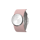 Light Pink / Light Grey Watch, Silver finishes image number 1