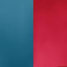 Vinyle Bleu pétrole / Framboise image number 1