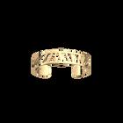 Perroquet Bracelet 12 mm, Gold finish image number 1