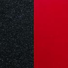 Cuir Noir Pailletté / Rouge Soft image number 1