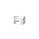 Mehen ring 12 mm, Silver finish image number 1