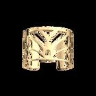 Corolle Bracelet 40 mm, Gold finish image number 1