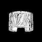 Perroquet Armreif 40 mm, Silber Ausführung image number 1
