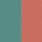 Cuir - Pendentifs, Joncs et Bracelets Chaînes, Bleu Minéral / Argile Rose image number 1