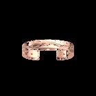 Manchette Vibrations 8 mm, Finition Dorée rose image number 1