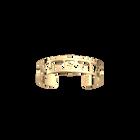 Élephant Bracelet 12 mm, Gold finish image number 1