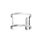 Pure Rayonnante Bracelet 40 mm, Silver finish image number 1