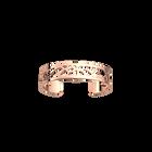 Nénuphar Bracelet 12 mm, Rose gold finish image number 1