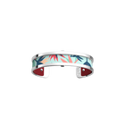 Pure Originel Bracelet, Silver finish, Birds Of Paradise / Raspberry image number 1