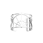 Éventail Bracelet 40 mm, Silver finish image number 1