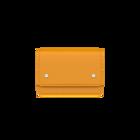 Bag Le Mini, Mustard Yellow / Cornflower image number 1