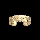 Ibis Bracelet 14 mm, Gold finish image number 1