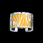 Perroquet Bracelet, Silver finish, Sun / Navy Blue image number 1