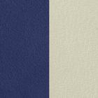 Cuir, Indigo / Blanc Cassé image number 1