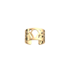 Poisson ring 12 mm, Gold finish image number 1