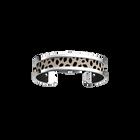 Pure Originel Bracelet, Silver finish, White Cheetah / Black Glitter image number 2