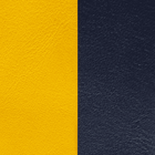 Leather insert for Les Essentielles Belt, Sun / Navy Blue image number 1