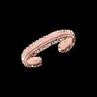 Jonc Flume, Finition dorée rose image number 1