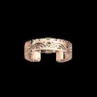 Poisson Bracelet 12 mm, Rose gold finish image number 1