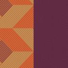 leather insert - Bracelets & Bags, Rhythm / Purple image number 1