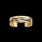 Dunes Bracelet, Gold finish, Sun / Navy Blue image number 2