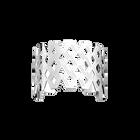Pavillon Bracelet 40 mm, Silver finish image number 1