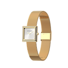 Milanese Mesh Watch, Gold Finishes image number 1