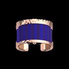Pure Martelée Bracelet, Rose gold finish, Batik / Sandstone image number 2