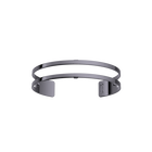 Bracelet Double 14 mm, Finition ruthénium image number 1