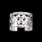 Pont Des Arts Bracelet 40 mm, Silver finish image number 1