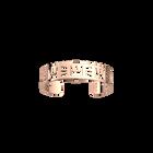 Couronne Bracelet 12 mm, Rose gold finish image number 1